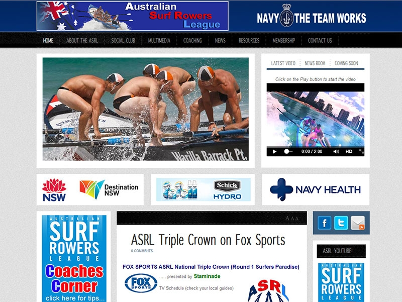 Australian Surf Rowers League
