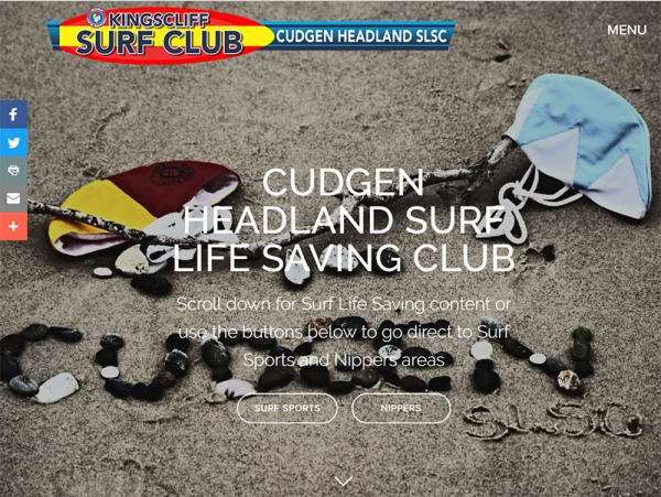 Cudgen Headland Surf Lifesaving Club