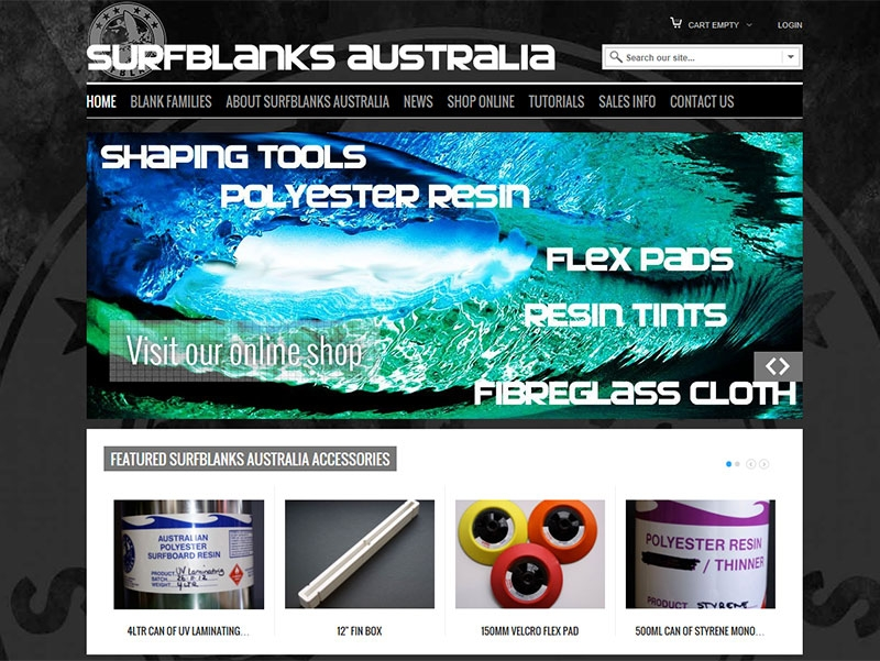 Surfblanks Australia