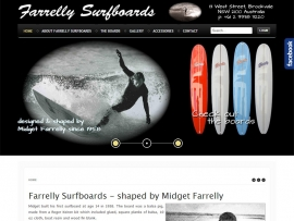 Farrelly Surfboards